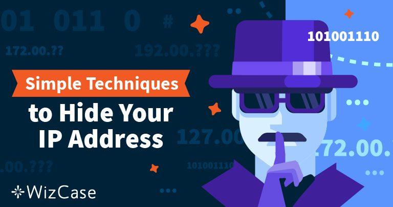 Sådan skjuler du din IP-adresse og bliver anonym
