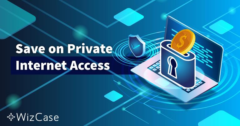 Gyldig Private Internet Access-kupon 2020: Spar op til 77% i dag