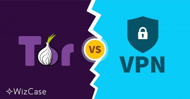 Tor vs VPN – hvilken er den mest sikre