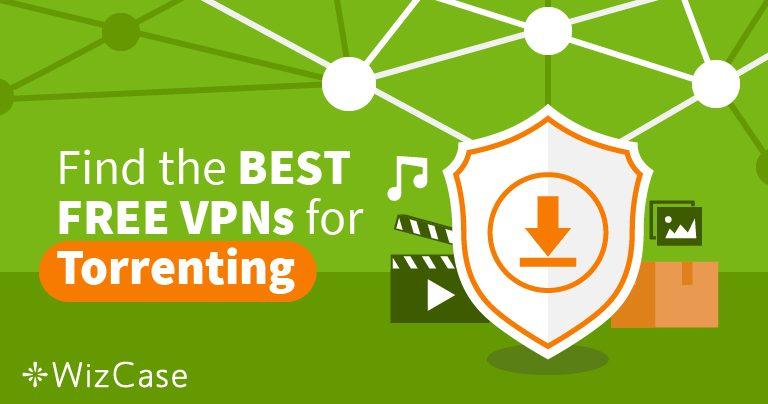 Torrenting med de tre bedste gratis VPN