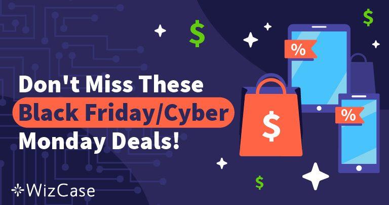 De bedste VPN tilbud på Black Friday og Cyber Monday i September 2021