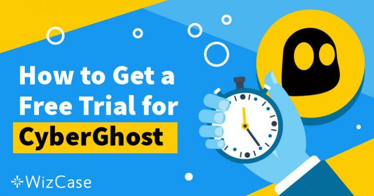 Få CyberGhost gratis prøveperiode i 45 dage – her er hvordan