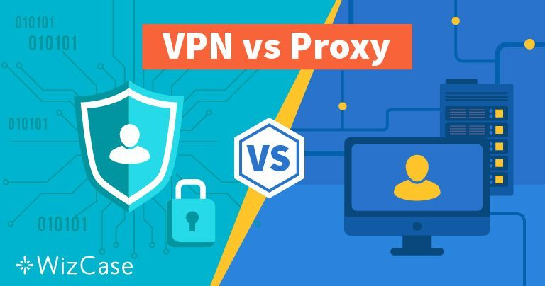 Proxy vs. VPN: Hvilken onlinebeskyttelse er bedst for dig?