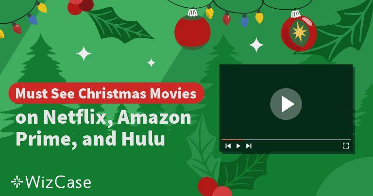 Top julefilm på Netflix, Amazon Prime og Hulu