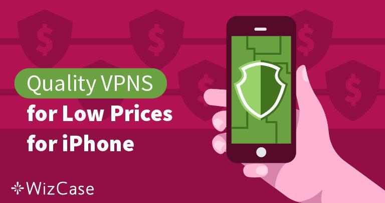 4 bedste billige VPN til iPhones eller iPad (iOS)