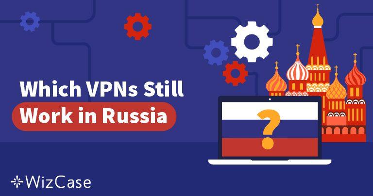 Rusland har blokeret 50 VPN'er – hvilke virker stadig?