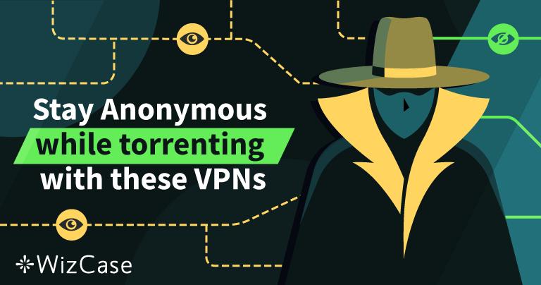 De 5 bedste VPN'er til anonym torrenting i Danmark i 2020