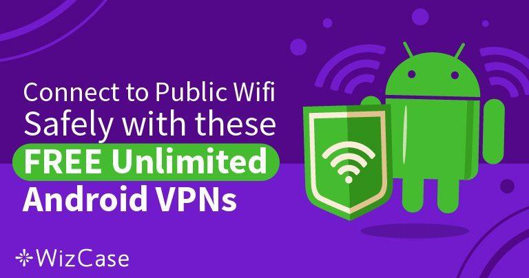 De fem bedste og hurtigste gratis VPN-tjenester til Android i 2021 (NEM OPSÆTNING)