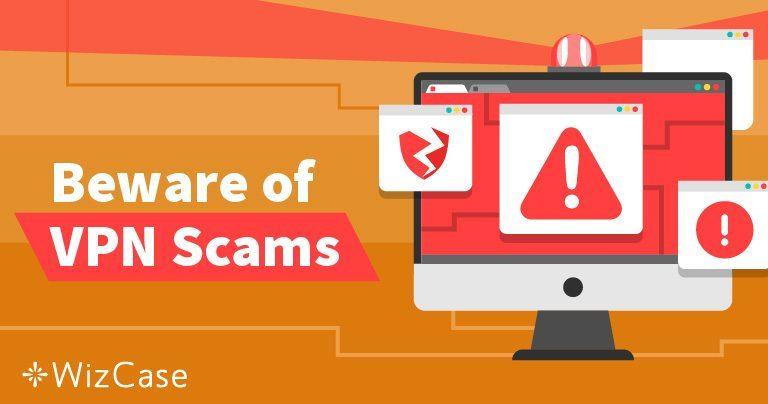 Undgå de 8 værste VPN-scams i 2019