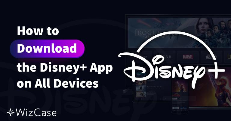 Hvordan downloader du Disney Plus-appen på alle dine enheder
