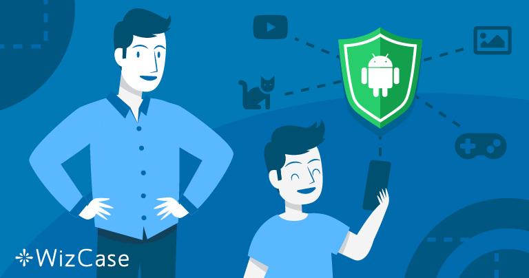 De bedste forælderkontrolapps til Android- testet juli 2021