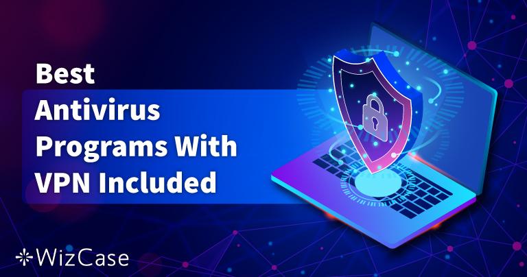 5 bedste antivirus med indbygget VPN i 2021