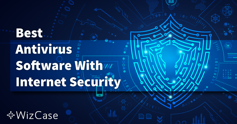 De fem bedste antivirus: Internetsikkerhed til PC, Mac & Phone (2021)