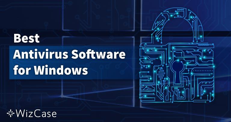 10 bedste antivirus til Windows PC – juli 2021