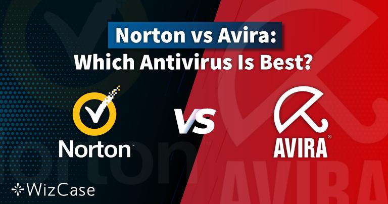 Norton vs. Avira 2021: kun én er dine penge værd
