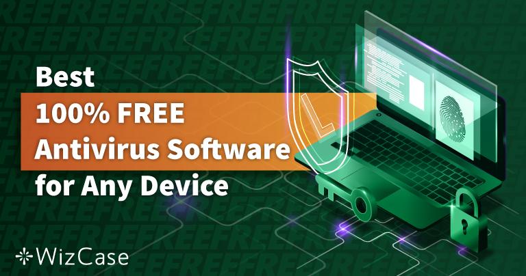 6 bedste GRATIS antivirus til PC, Mac og smartphone (2021)