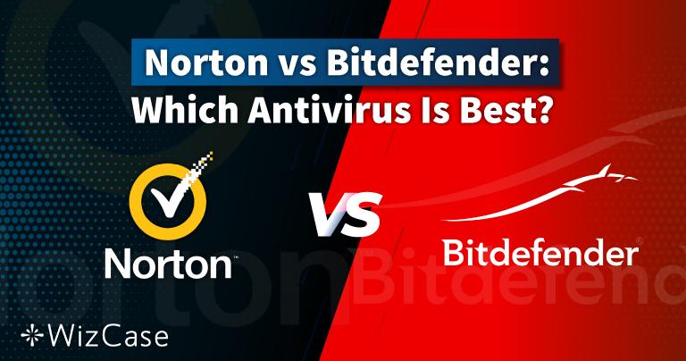 Norton vs. Bitdefender 2021: hvilken antivirus er bedst?